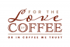 For The Love of Coffee example image 3