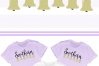 Southern Belles Cut or Print File, A Friends or Bridal SVG example image 5