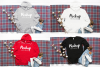 Winter Tshirt Mockup Bundle Bella Canvas 3001 3005 3501 3719 example image 6