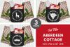 Farmhouse Christmas Kitchen Pot Holders Bundle 2 - SVGs example image 1