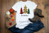 Plaid Leopard Christmas Trees Oh What Fun Sublimation Bundle example image 3