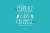 Chirp & Blossom Font example image 2