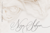 Simplicity Angela - Calligraphy Font example image 10