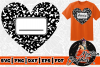 Heart Composition Book Name Tag example image 2