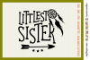 LITTLEST SISTER cutfile design withdreamcatcher and feather example image 1