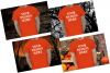 Halloween and Fall Men t-shirt Mockup Bundle, Colored T's example image 6