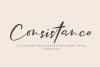 Consistance Bold Signature Script example image 1
