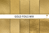 Gold Foils Mix example image 1