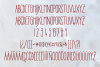 Morning Rain Font with Hearts example image 6