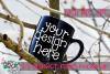 Mug in a Tree Mockup example image 1