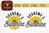 Sunflower SVG Bundle example image 9