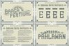 5 Typeface vintage bundle example image 3