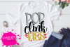 Pop Clink Kiss - New Year's SVG example image 1
