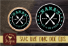 Nana's Eat Or Starve Funny Farmhouse Kitchen SVG example image 1