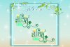 One Lucky Lady St Patricks Day SVG example image 3