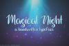 Magical Night example image 1