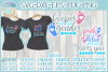 Keeper Of The Gender Pink Or Blue Loves You Tshirt Quote SVG example image 1