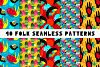 Love Frida - Mexican folk kit example image 3
