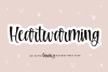 Font Bundle - Handwritten Fonts for Crafters! example image 15