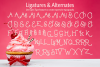 Buttercream Dream - A fancy font duo example image 11