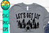 Let's Get Lit - Campfire example image 1