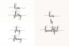 Rosaliana Script example image 3