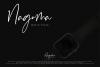 Monatta - Luxury Signature Font example image 5