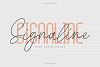 Signaline // Font Duo Extras example image 1