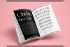 Ginebra Font example image 6