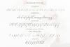 Bathey Calligraphy Font example image 10