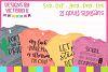 Adult slogans Bundle, SVG, DXF, PNG example image 1