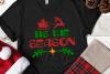 Tis the Season Svg, Christmas, Christmas Svg example image 1
