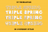 Triple Spring example image 1