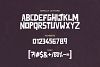 Junkdog Typeface example image 3
