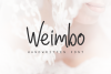 Weimbo example image 1