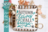 Mini Autumn SVG Bundle example image 2