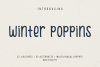 Winter Poppins | Handwritten Font example image 1