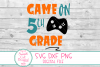 Back To School SVG Bundle, First Day At School SVG, Game On example image 9