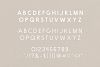 Brooklyn | Two Weight Font Family example image 2