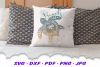 Beach Vibes Mandala Turtle SVG DXF Cut Files example image 1