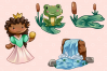 Frog Prince Clip Art Collection example image 2