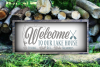 Lake - Summer - Welcome To Our Lake House SVG example image 2