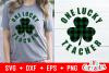 St. Patrick's Day Cut File Bundle example image 11