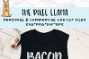 Bacon Is My Jam Keto SVG Cut File example image 2