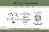 Fall Sign SVG Bundle - Farmhouse Sign Bundle example image 5
