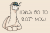 Stinky Llama - A Quirky Hand-Written Font example image 4