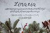 Linaria Font example image 2