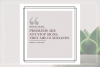 GRUNGE Social Media Quote Banners example image 4