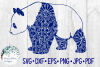 62 File Mega Floral Mandala Animal/Figure SVG Bundle example image 21