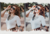 Nude presets for mobile and PC photo filter, photo effect example image 5